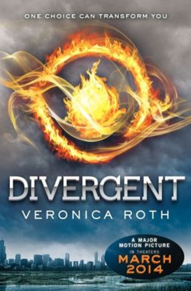 Divergent (Divergent Trilogy #01) [Hardcover] Cover