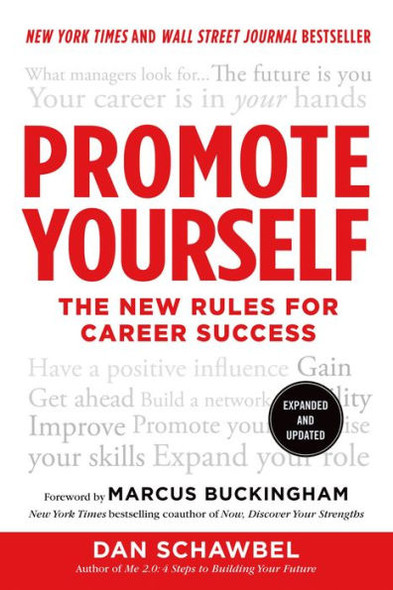 Promote Yourself: The New Rules for Career Success [Paperback] Cover