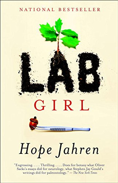 Lab Girl [Paperback] Cover