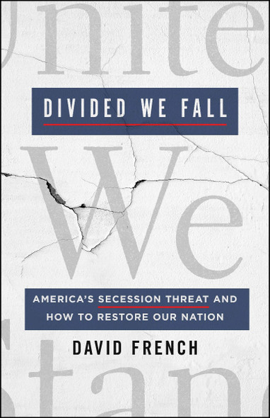 Divided We Fall: America's Secession Threat and How to Restore Our Nation [Hardcover] Cover