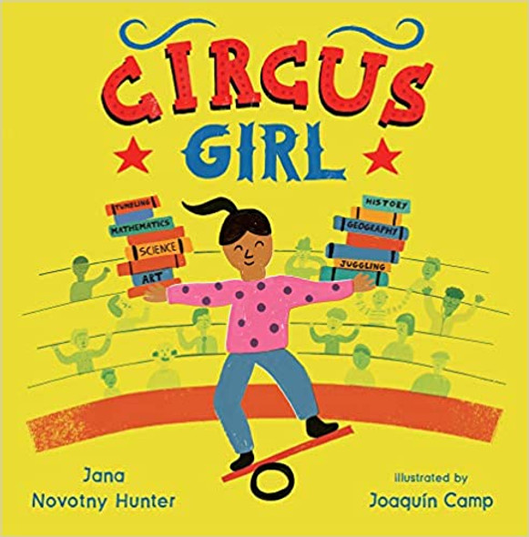 Circus Girl (Child's Play Library) [Paperback] Cover