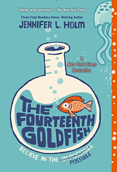 The Fourteenth Goldfish [Paperback] Cover