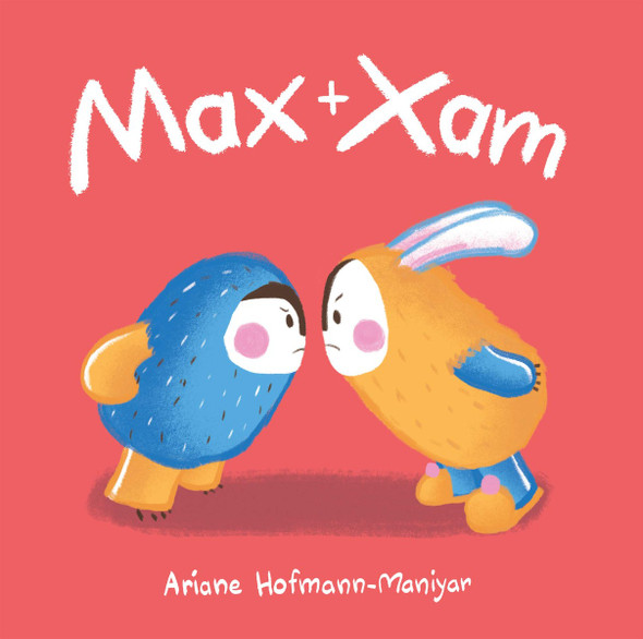 Max and Xam (Child's Play Library) [Paperback] Cover