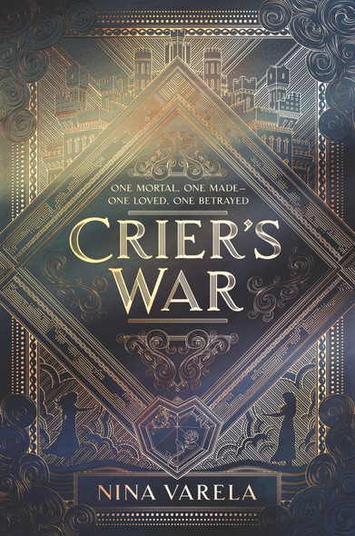 Crier's War [Hardcover] Cover