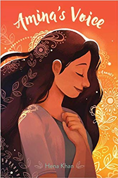 Amina's Voice [Hardcover] Cover