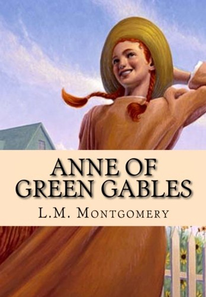 Anne of Green Gables [Paperback] Cover