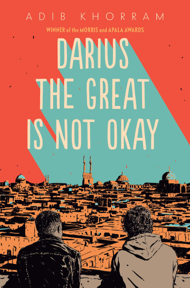 Darius the Great Is Not Okay [Hardcover] Cover