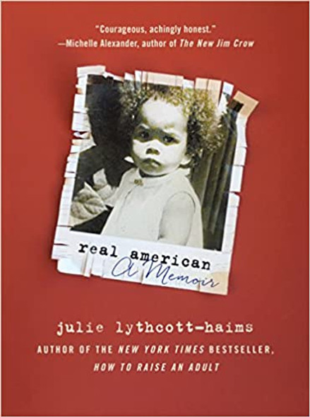Real American: A Memoir [Paperback] Cover