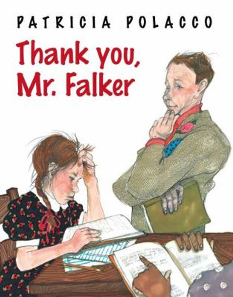 Thank You, Mr. Falker [Hardcover] Cover