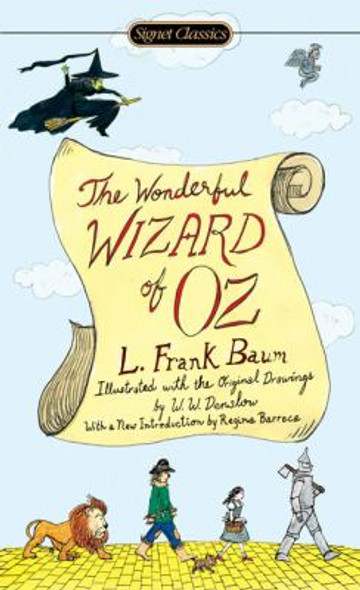 The Wonderful Wizard of Oz [Mass Market Paperback] Cover