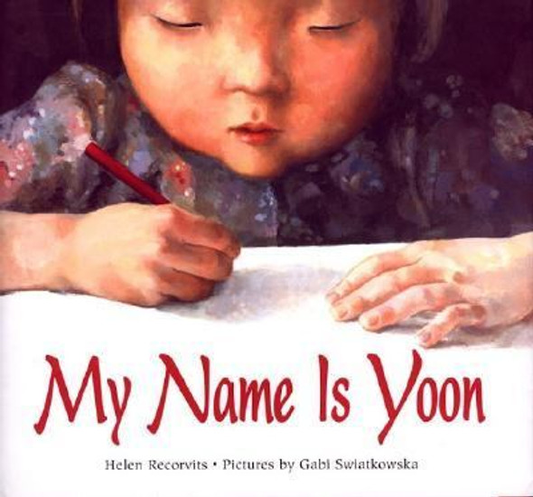 My Name Is Yoon [Hardcover] Cover