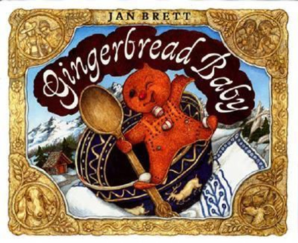Gingerbread Baby [Hardcover] Cover