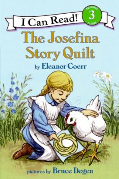 The Josefina Story Quilt Cover