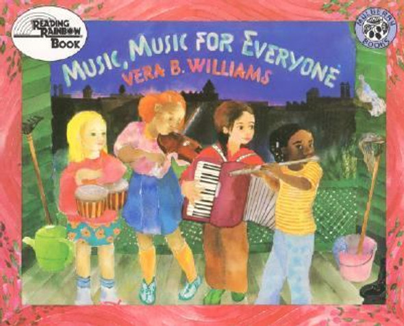 Music, Music for Everyone [Paperback] Cover