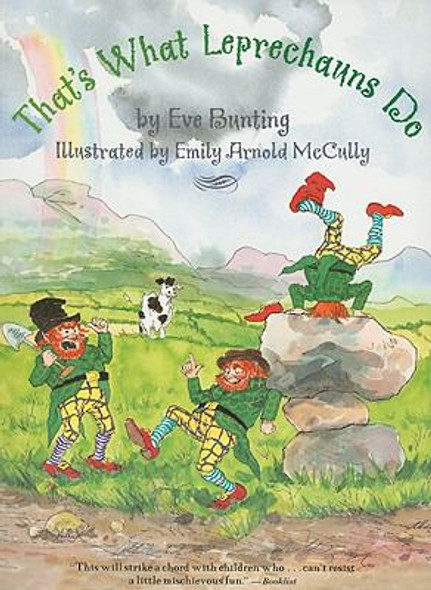 That's What Leprechauns Do [Paperback] Cover