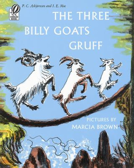 The Three Billy Goats Gruff [Paperback] Cover