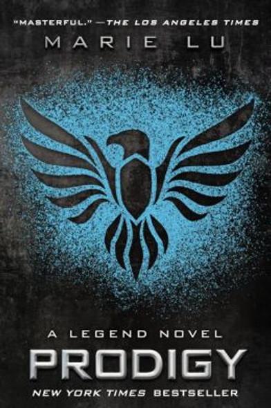 Prodigy (Legend Trilogy #2) [Paperback] Cover