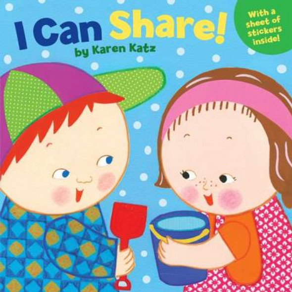I Can Share! [Mass Market Paperback] Cover