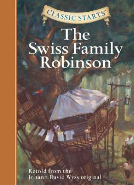 The Swiss Family Robinson [Hardcover] Cover