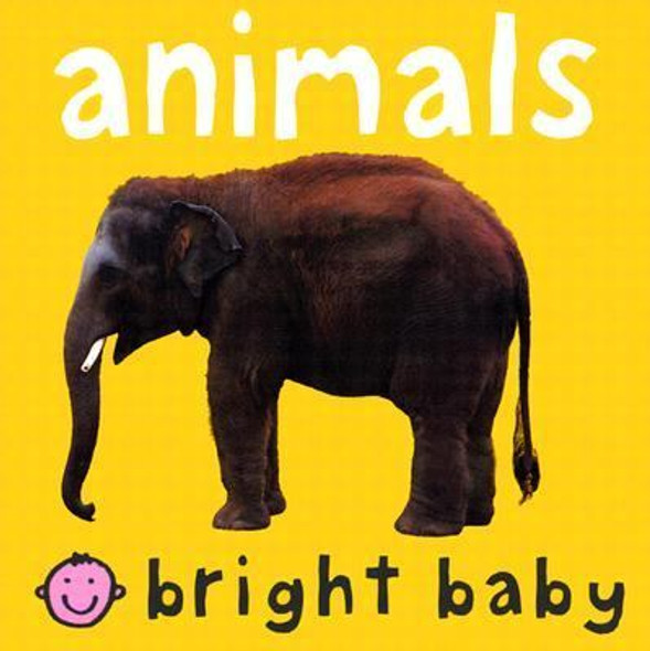 Bright Baby Animals Cover