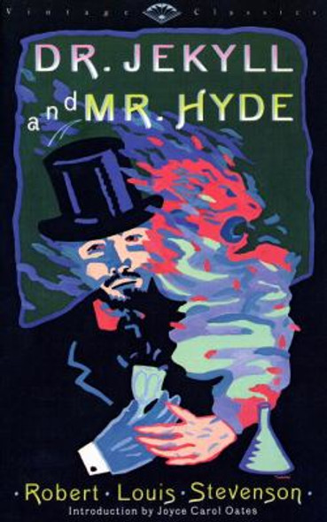 The Strange Case of Dr. Jekyll and Mr. Hyde [Paperback] Cover