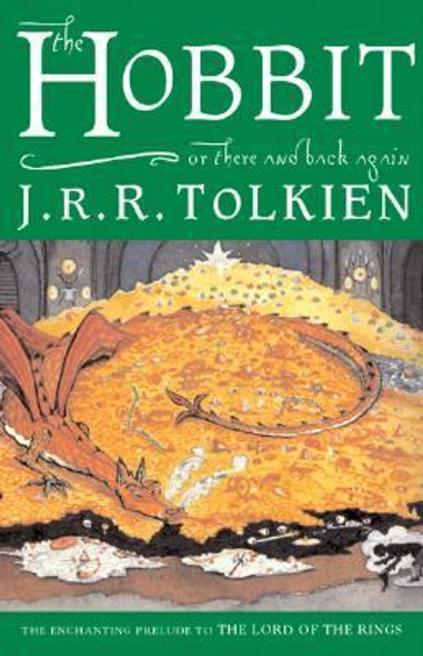 The Hobbit : Or There and Back Again [Paperback] Cover