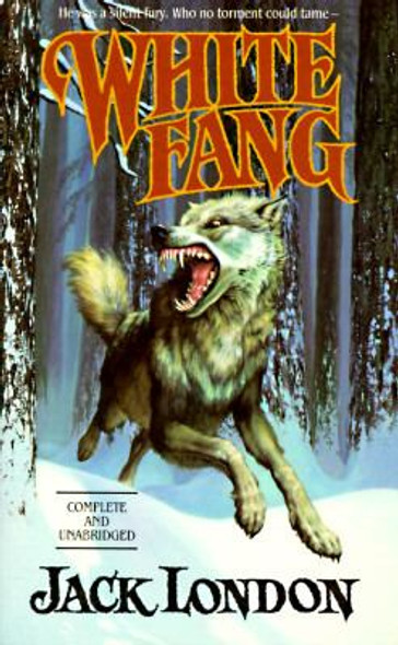 White Fang [Mass Market Paperback] Cover