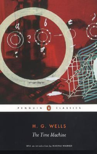 The Time Machine [Paperback] Cover