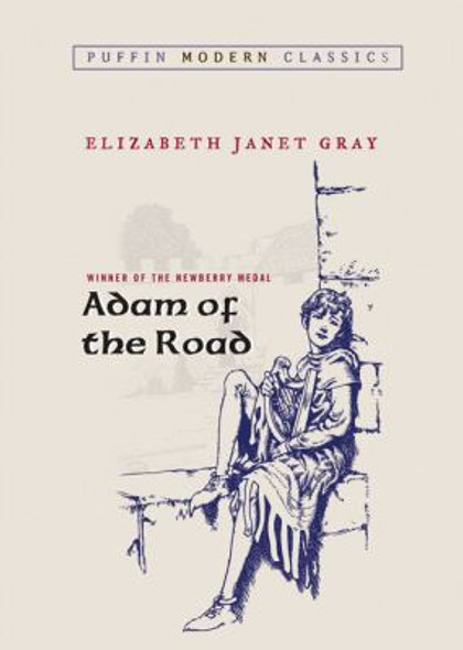 Adam of the Road [Paperback] Cover
