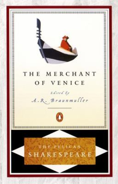 The Merchant of Venice [Paperback] Cover