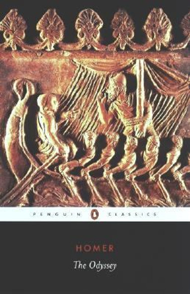 The Odyssey [Paperback] Cover
