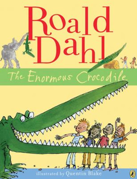 The Enormous Crocodile [Paperback] Cover