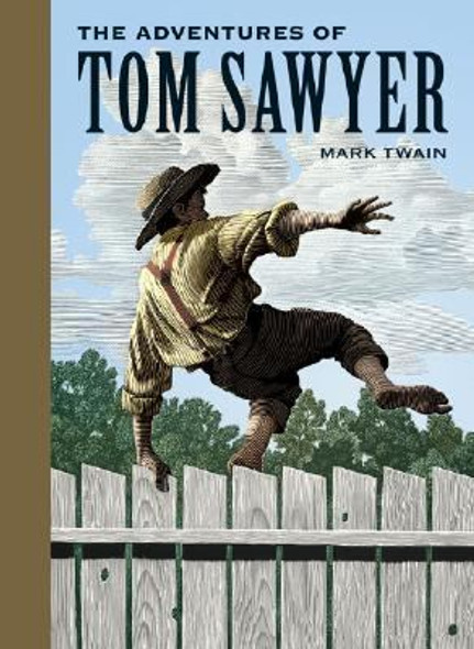 The Adventures of Tom Sawyer [Hardcover] Cover