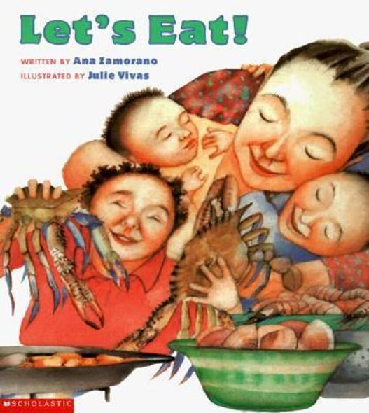 Let's Eat! [Paperback] Cover