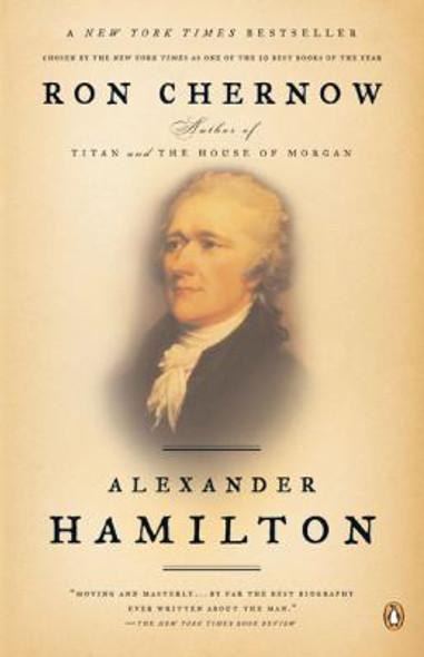 Alexander Hamilton [Paperback] Cover
