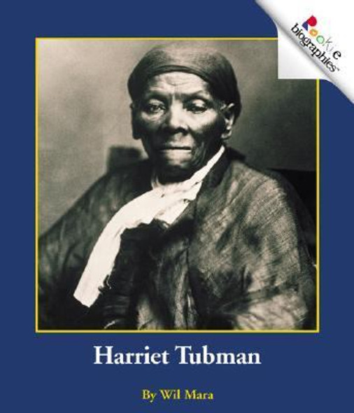 Harriet Tubman [Paperback] Cover