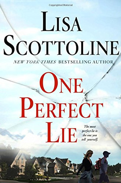 One Perfect Lie [Hardcover] Cover