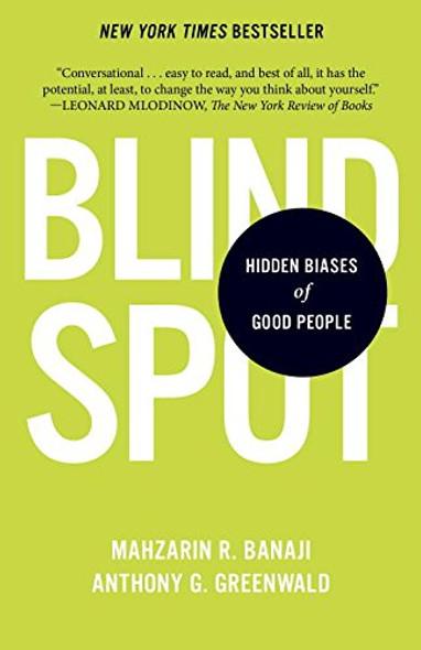 Blindspot: Hidden Biases of Good People [Paperback] Cover