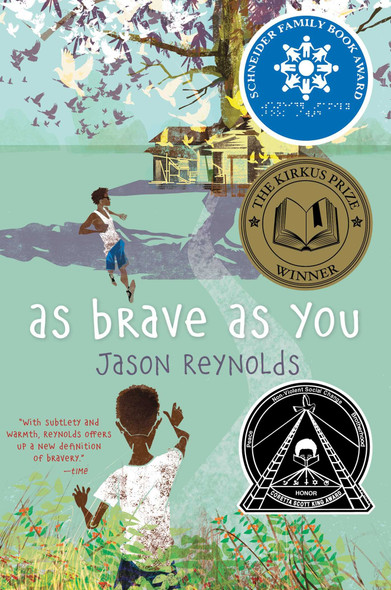 As Brave As You [Paperback] Cover