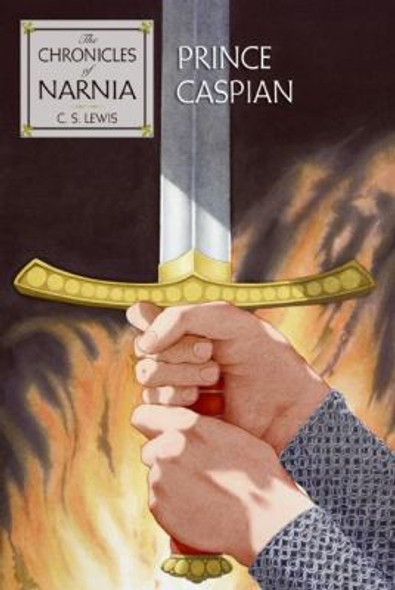 Prince Caspian: The Return to Narnia [Paperback] Cover