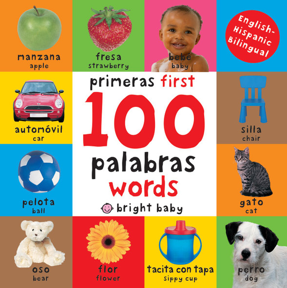 First 100 Words Bilingual Cover
