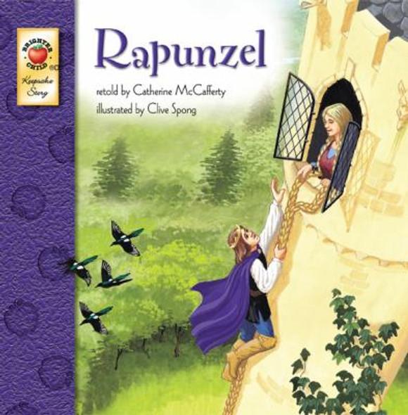 Rapunzel [Paperback] Cover