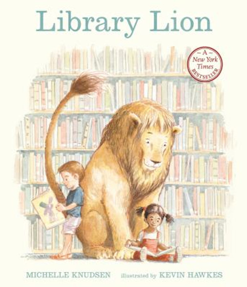 Library Lion [Paperback] Cover