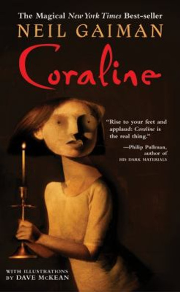 Coraline [Mass Market Paperback] Cover