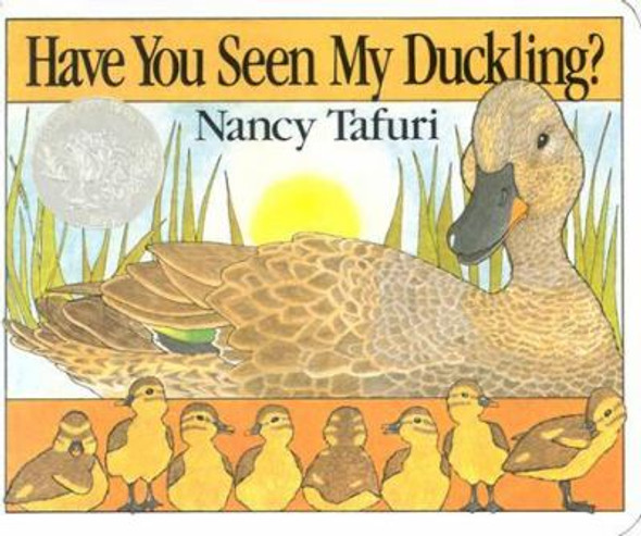 Have You Seen My Duckling? [Hardcover] Cover