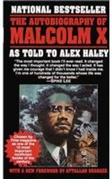 The Autobiography of Malcolm X [Paperback] Cover