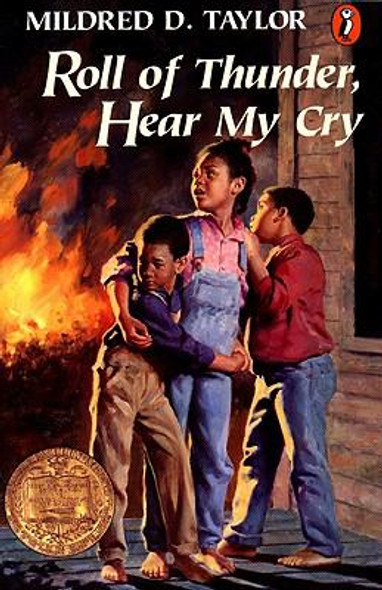 Roll Of Thunder, Hear My Cry (Turtleback School & Library Binding Edition) [Library Binding] Cover