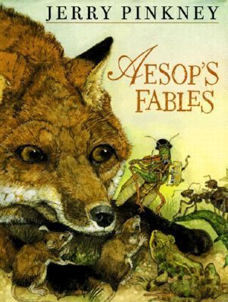 Aesop's Fables [Hardcover] Cover