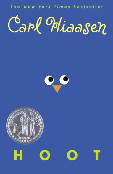 Hoot [Paperback] Cover