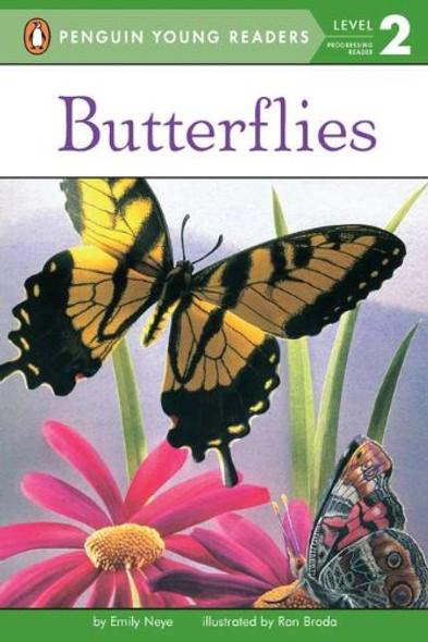 Butterflies [Paperback] Cover